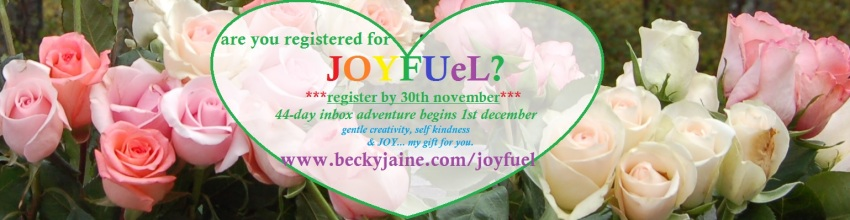 joyfuel are you registered