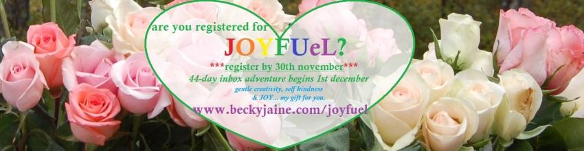 joyfuel are you registered