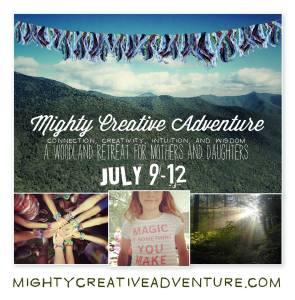 Mighty Creative Adventure 2015